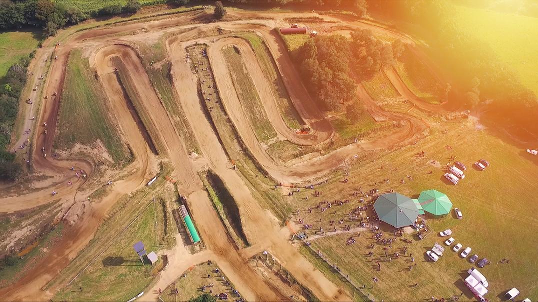 Chamionnat de Motocross Edern Septembre 2018 - Maxime Bodivit Vision photographe et vidéaste Quimper bretagne france mx